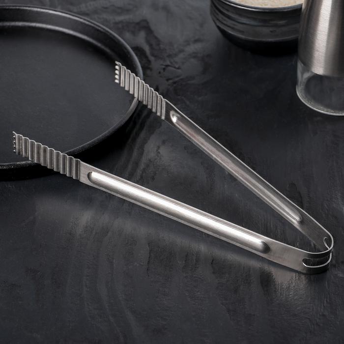 Щипцы для пирожного «Стил», 25 см - фото 308018841
