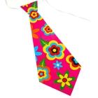 Карнавальный галстук «Цветочная поляна», набор 6 шт.