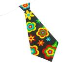 Карнавальный галстук «Ромашки», набор 6 шт.