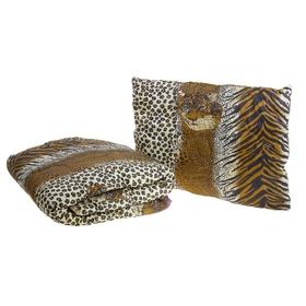 Комплект (одеяло, подушка) «Миродель», размер 145х205 см (± 5 см), 50х70 см - 2шт, цвет МИКС , холлофан, п/э