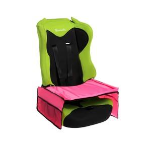 Столик-органайзер для детского автокресла TORSO, розовый  397292 Ош