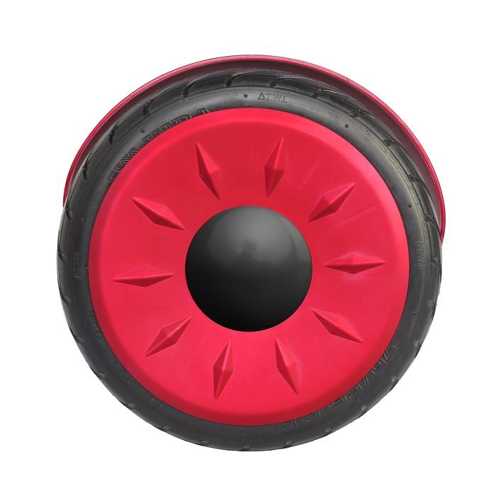 "Гироскутер 350W, 36V 4.4А, 10,5""+ Самобаланс+Тао-Тао+Bluetooth+свет, цвет бордовый"