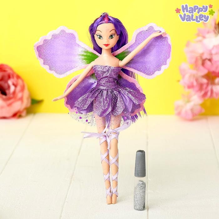 Кукла «Фея магического кристалла»