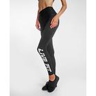 Легинсы женские спортивные, цвет чёрный, размер 48 (L)