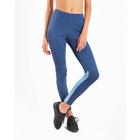 Легинсы женские спортивные, цвет синий, размер 46 (M)