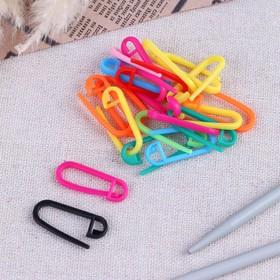 A set of pins, 2.5 cm 20 PCs, MIX color