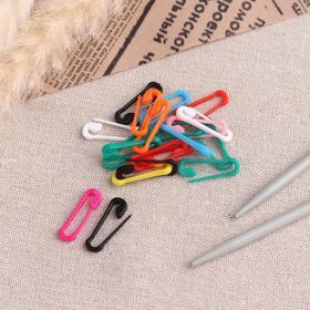 A set of pins, 2.3 cm 20 PCs, MIX color
