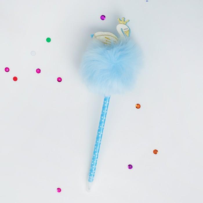 "Ручка ""Лебедь"", цвета МИКС"