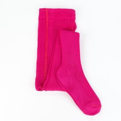 Колготки детские цвет розовый, рост 74 см