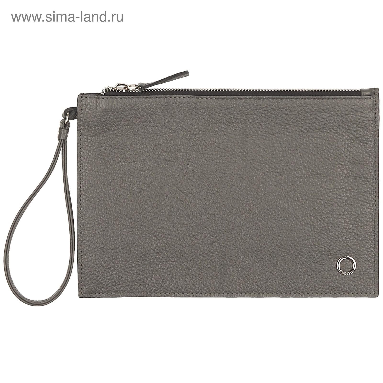 4efab1e44b46 Сумка-конверт, размер 17,4х25 см, цвет серый (DM-SK01-F131) - Купить ...