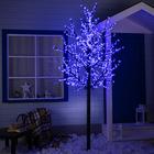 """Дерево светодиодное улич. 2,5 м. """"Баугиния"""" 1152Led, 70W, 220V Мульти(RGB)"""