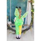 """Карнавальный набор """"Груша"""", 5 предметов: ободок, жезл, крылья, штаны, накидка, 3-4 года"""