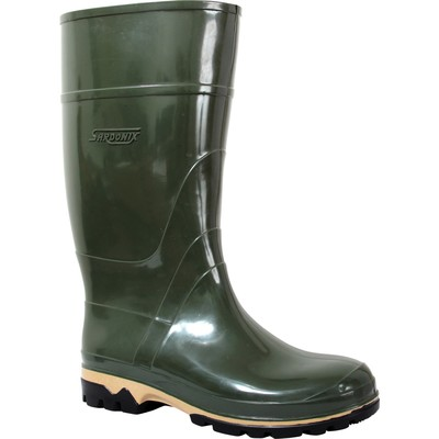 Boots PVC Sardonyx working women (39 (255 mm))