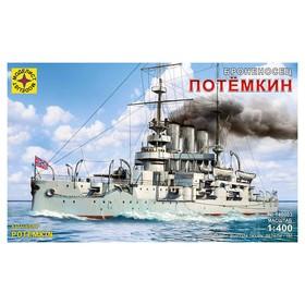 Сборная модель — броненосец «Потемкин» (1:400)