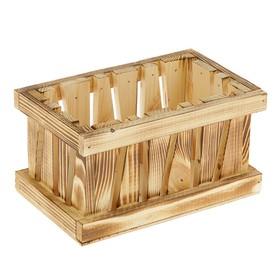 Ящик-кашпо