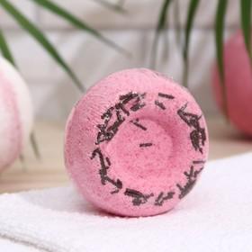 Бурлящий шар для ванн 'Карамельный пончик',  60 г Ош