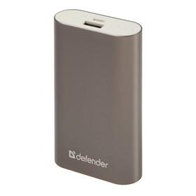 Внешний аккумулятор Defender Lavita 4000B, 1 USB, 4000 мАч, 2.1A