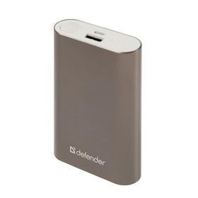 Внешний аккумулятор Defender Lavita 6000B, 1 USB, 6000 мАч, 2.1 A