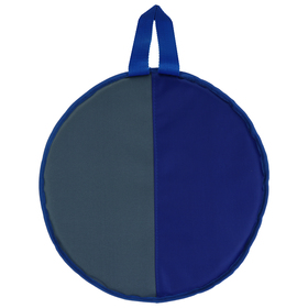 Ледянка, d=33 см, h=10 мм, цвет серый/голубой Ош
