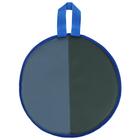 Ledyanka, d-330mm, h=10mm gray/green