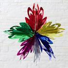 "Balloon foil ""Beautiful flower"" 40*40 cm"