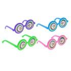 Карнавальные очки «Гипноз», цвета МИКС