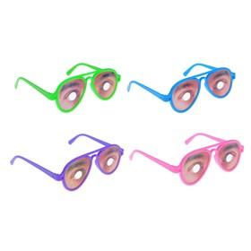 Карнавальные очки «Мужчина», цвета МИКС