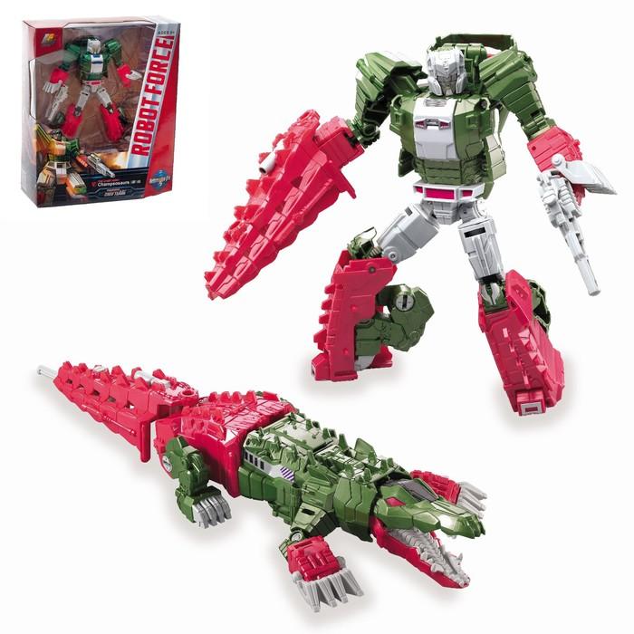 Робот-трансформер «Крокобот»