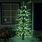 "Дерево светодиодное улич. 2 м. ""Ёлка"" 1344 Led, 80 W, 220V Белый"