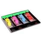 Игровой набор «Мой магазин»: пластиковая касса, монеты, деньги (рубли) - фото 105582922