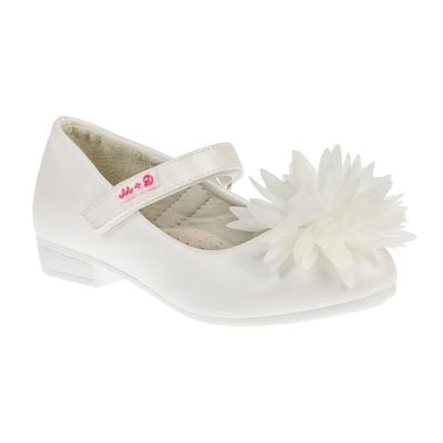 Туфли для девочки М+Д арт. 1725_10 (белый) (р. 32)