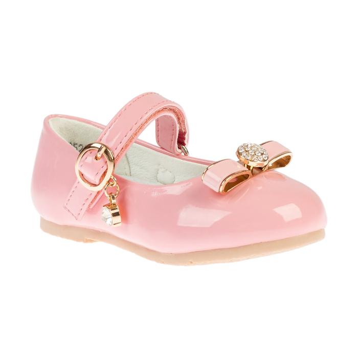 Туфли для девочки Сказка арт. R279823523 (розовый) (р. 20)