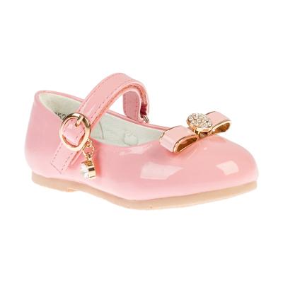 Туфли для девочки Сказка арт. R279823523 (розовый) (р. 27)