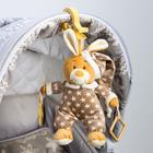 Подвеска мягкая «Зверушки в пижаме» на кроватку/коляску, виды МИКС - фото 105524483