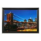 Картина Мост на Манхеттен 33х23см