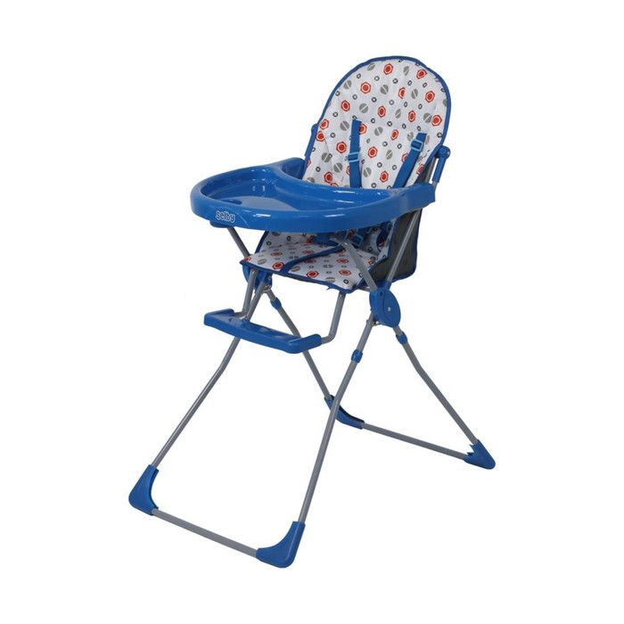 Стульчик для кормления Selby 152 синий