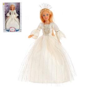 Кукла модель «Анна» в платье, МИКС