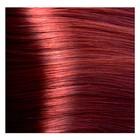 Крем-краска для волос Kapous с гиалуроновой кислотой, 8.6 Светлый блондин, красный, 100 мл