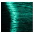 Крем-краска для волос Kapous с гиалуроновой кислотой Специальное мелирование изумруд