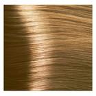 Крем-краска для волос Kapous с гиал кислотой 8.33 Светлый блондин золотистый интенсивный