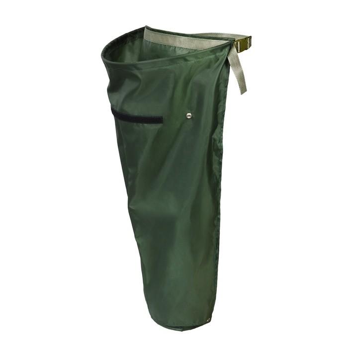 Поясная сумка с клапаном для сбора урожая, сорняков, листвы, 25 л