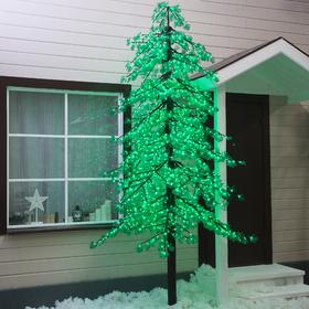 "Дерево светодиодное улич. 3 м. ""Ёлка"" 2780 Led, 166 W, 220V Зеленый"