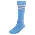 Гетры футбольные р, 38-40, цвет голубой