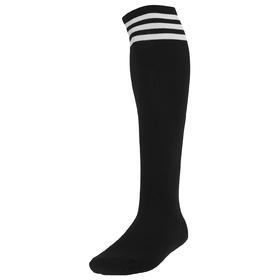 Гетры футбольные р, 38-40, цвет черный