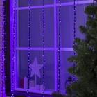 ВОДОПАД уличная, УМС, Ш:2 м, В:3 м, Н.Т. LED-800-220V, контроллер 8 режимов, ФИОЛЕТ