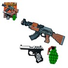 """Weapons pack """"Gangster"""""""