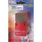 Колодки тормозные дисковые, FA054TT, EBC Brakes
