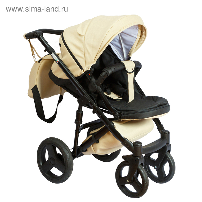 098ebe624a41 Коляска детская 2 в 1 Incanto Prado, Ivory (4003642) - Купить по ...