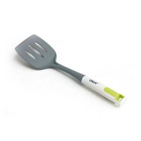 Лопатка с прорезями