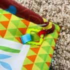 Развивающий коврик - вигвам «Лесные друзья», с дугами, 100х100см - фото 105522991